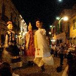 Festa popular em Oaxaca