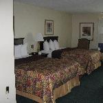 Chambre best western concord at historic