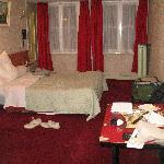 Una vista de la habitación 41