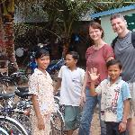 orphanage - the kids were wonderful