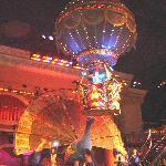 Masquerade Show in the Sky Foto
