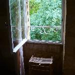 Chambre n° 1, vue sur le jardin