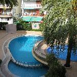 hotel monteplaya swiming pool