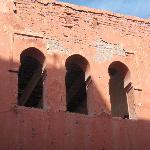belle façade de Marrakech