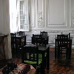 Tanguera Hostel Dining Room