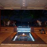 Poolside Dining @ Beach Club.