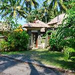 Villa Rumah Kecil entrance