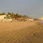 Beach in front of the Sea Garden/Mayan Regency Mazatlan
