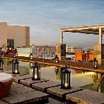 addah - roof top restaurant