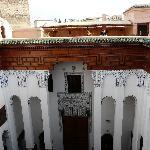 riad Laaroussa terrasse