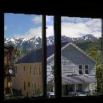 View from our Paradise Divide room