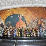 bar mural