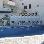 """Swimming Pool (no water - 90 degrees was """"cold"""", we were told"""