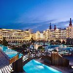 Mardan Palace Turkey