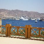 View of the Gulf of Aqaba From my Room
