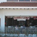 Bubba Gump's, PVR
