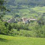 The village in Astorara