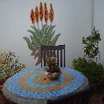 Garden Room Courtyard