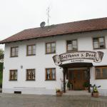 Street view of Gasthaus zur Post.