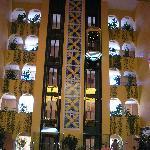 Hotel por dentro