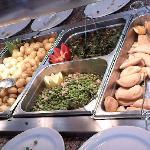 le buffet minable