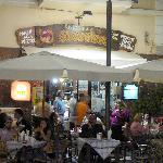 Our favourite restaurant in Capo d'Orlando