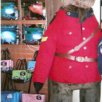 Large Moose at Souvenir City