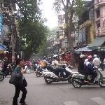 An Old Quarter street