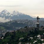 """""""La Virgen de Quito"""""""