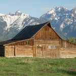 Most Phographed Barn in the West