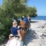Beach Ride On Horses