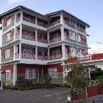 Tashigang resort main building