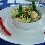 Abendessen im Captains Grill