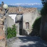 Steep Streets of Carunchio