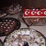 hotel desserts