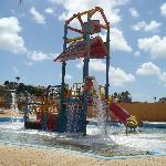 Kiddie pool at Jan Thiel Beach