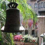 Mission bells everywhere