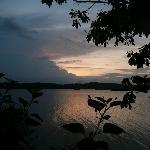 Sunrise from Pool Cabana