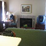 Hawthorn Suites just outside Toledo Ohio