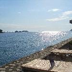 """wunderschöne Aussicht vom Restaurant """"Casa"""""""