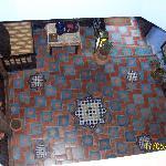 vue du 1er etage