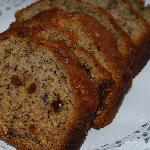 Home made fruit bread