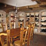 Tratterhof - Wine Cellar