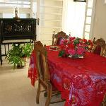 Dining room, great for breakfast!