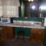 kitchenette in 224