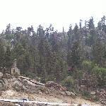 old cabin used in Frankenstein movie