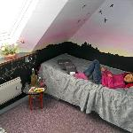 """Sunset"" room"