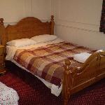 Double Bed in triple