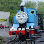 Thomas Train at Tweetsie