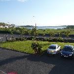 parcheggio vista mare